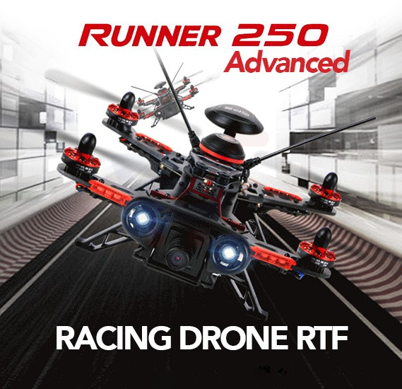 Walkera Runner 250 Advanced Racing Drone RTF