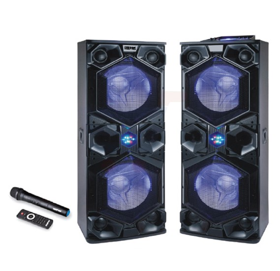 Geepas Professional Active Speaker System - GMS8569