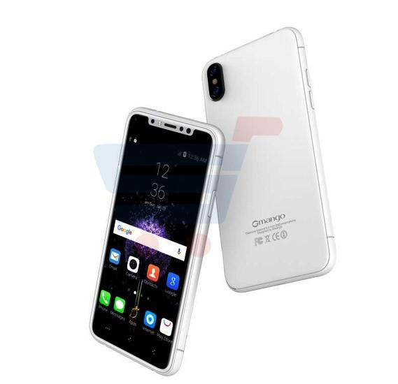 Buy Gmango I8 Smartphone 4G LTE White 16GB Online Dubai