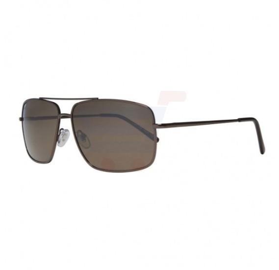 Zippo Pilot Sunglasses Brown - OB28-03