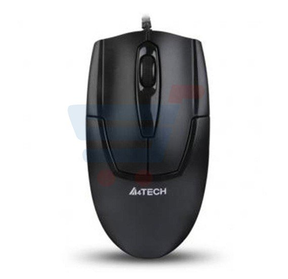 A4 Tech Wired Optcial Mouse
