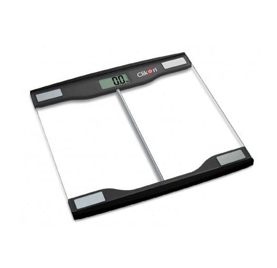 Clikon Digital Bathroom Scale - 150KG or 330 LB , CK4018