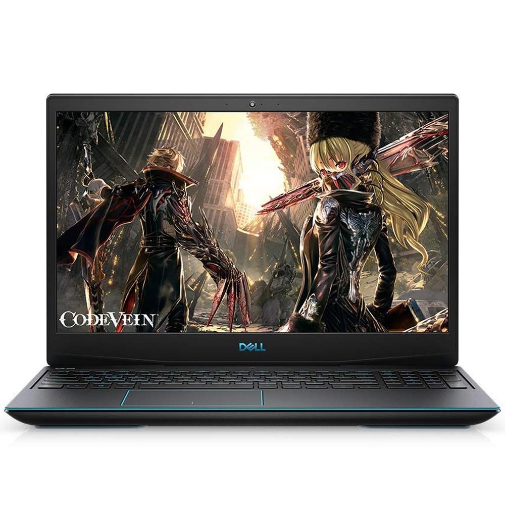 Dell G3-15- 3500-G3-2600 Laptop 15.6 inch FHD Display Intel Core i7 Processor 16GB RAM 512GB SSD Storage 6GB RTX2060 Graphics Win10, Black