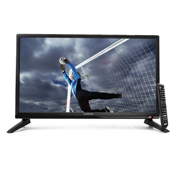 Geepas 20 Inch Clear HD LED TV - GLED2087XHD