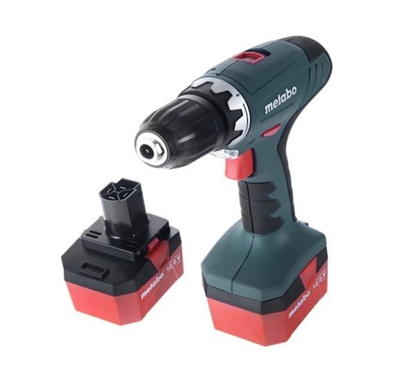Metabo Cordless Drill -Bs12nicd-New