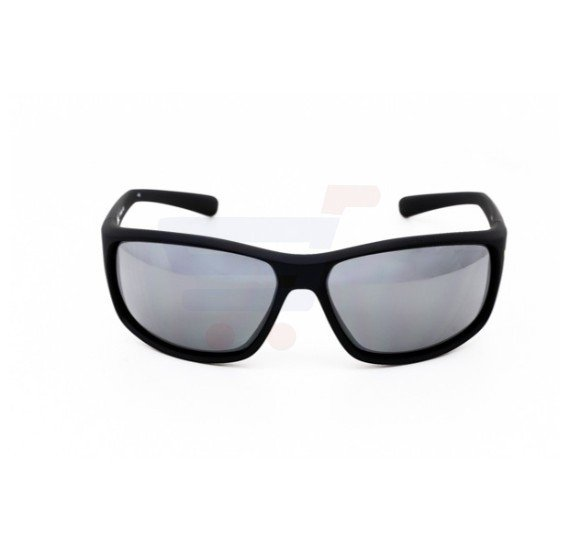 Nike Cat Eye Matte Black Frame & Grey Mirrored Sunglasses For Unisex - EVO605-007