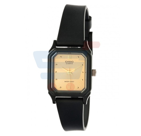 Casio LQ-142E-9A Square Analog Watch For Women