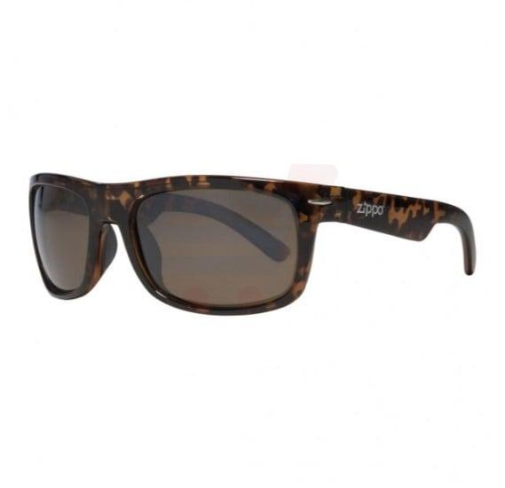 Zippo Classic Sunglasses Brown Flash - OB33-03