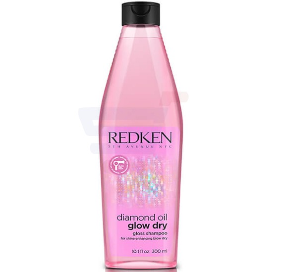 Redken Diamond Oil Glow Dry Shampoo 300ML