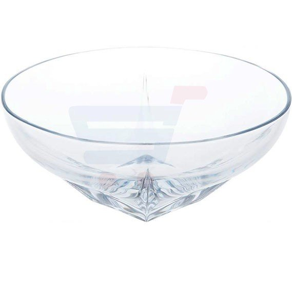 RCR Fusion Crystal Bowl Center Piece 305mm