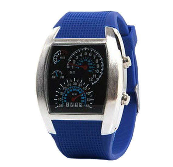 Quamer LED Sports Watch, Different Kinds Of Shades