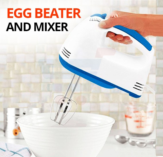 Egg Beater and Mixer