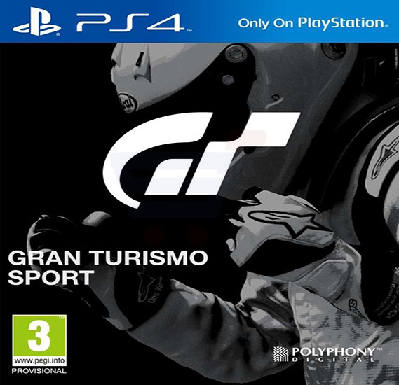 SIEE Gran Turismo Sport For PS4