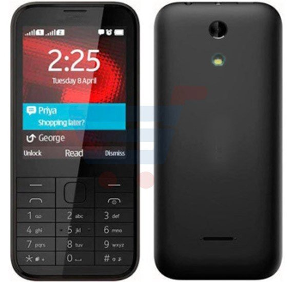 U2- 225 Mobile Phone, 1.77 Inch QVGA Display, Dual Sim, Camera, Radio Black