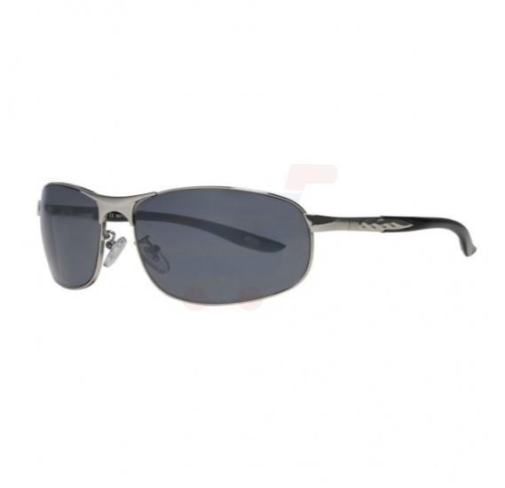 Zippo Wrap Sunglasses Silver - OB27-01