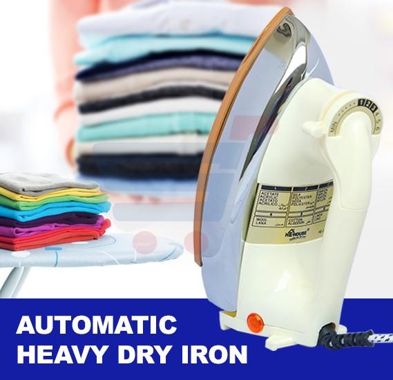 He-House Automatic Dry Iron - HE3530AR