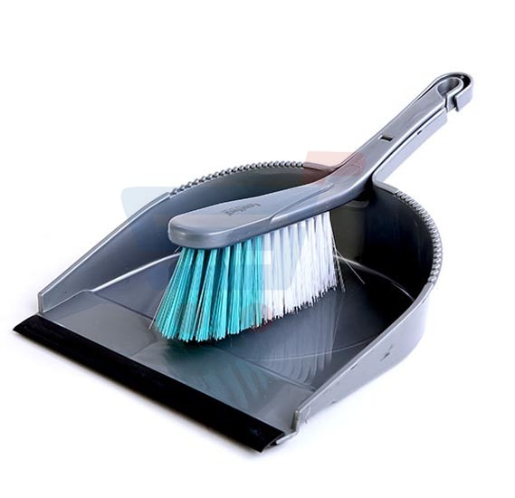 Royalford Dust Pan& Brush1X24 RF2368-DPW/B