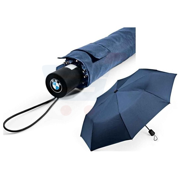 BMW Lifestyle Umbrella Blue For Unisex