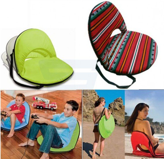 Buy Padded Portable Beach Chair Online Oman Muscat