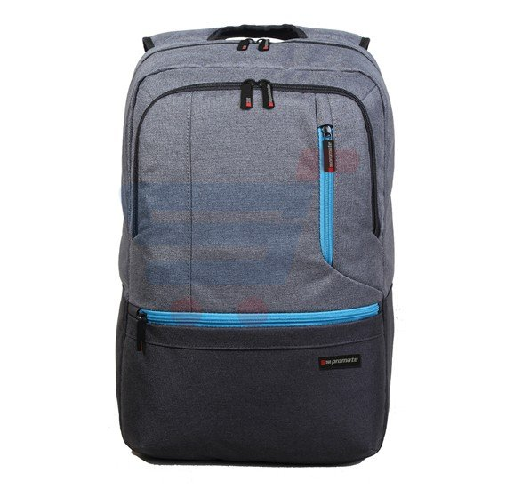 3c56fa2be08a Buy Promate Ascend-BP Premium Water-Resistant Backpack Grey Gray Online  Dubai