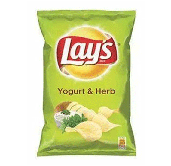 Lay`S Spices Yogurt & Herbs 14 gm