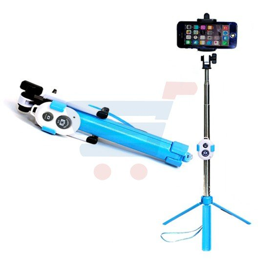 Selfie Stick With Stand And Remote-EA-864