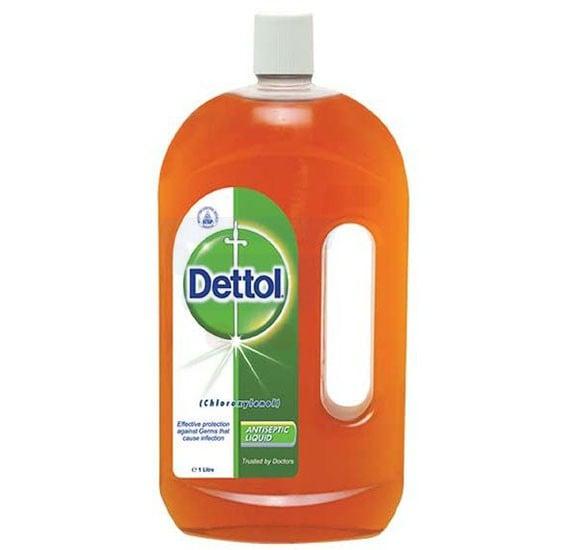 Dettol Antiseptic Disinfectant 1L