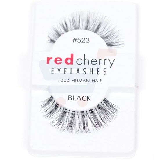 Red Cherry Eyelashes No-523