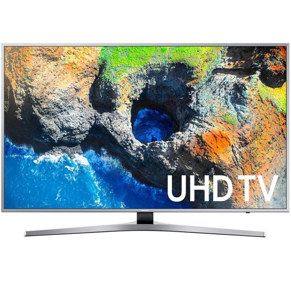 Samsung 55 Inch LED Ultra HD 4K Smart TV Built-In Receiver 55MU7000