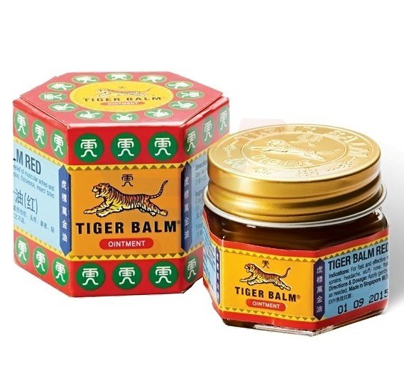 Tiger Balm Red 30gm, Pain Relieving Ointment