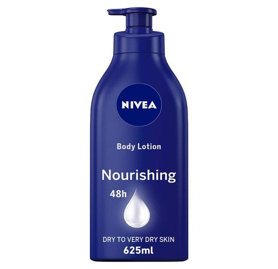 Nivea Body Rich Caring Lotion Extra Dry Skin - 625ml , 80367 , BBD0361