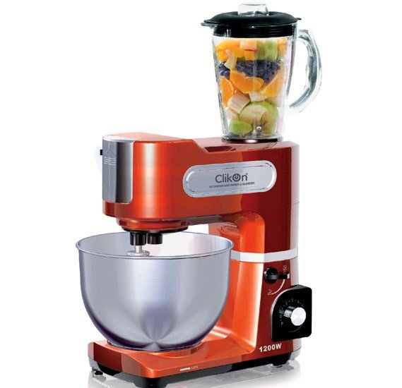 Clikon Kitchen Stand Mixer & Blender - CK2282