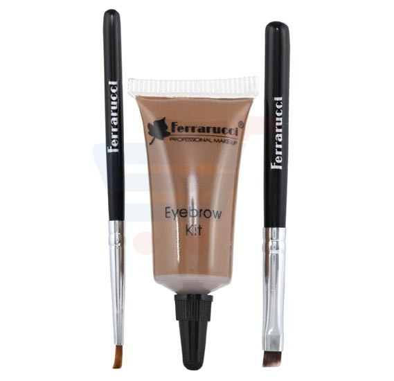 Ferrarucci Kit Sourcils and Eyebrow 8ml Kit, 01