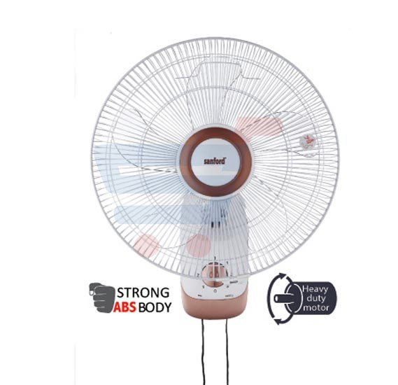 Sanford Wall Fan SF932WFN BS