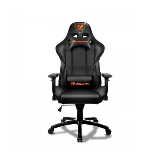 Cougar Armor Black Gaming Chair, 3MARBNXB.0001