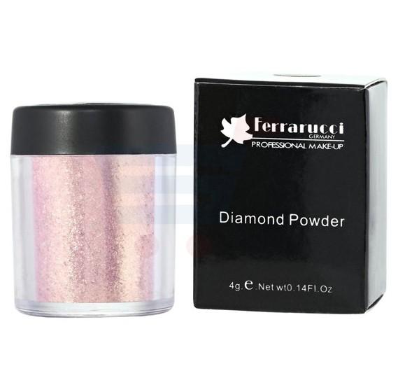 Ferrarucci Diamond Powder Pink 4g, FDE21