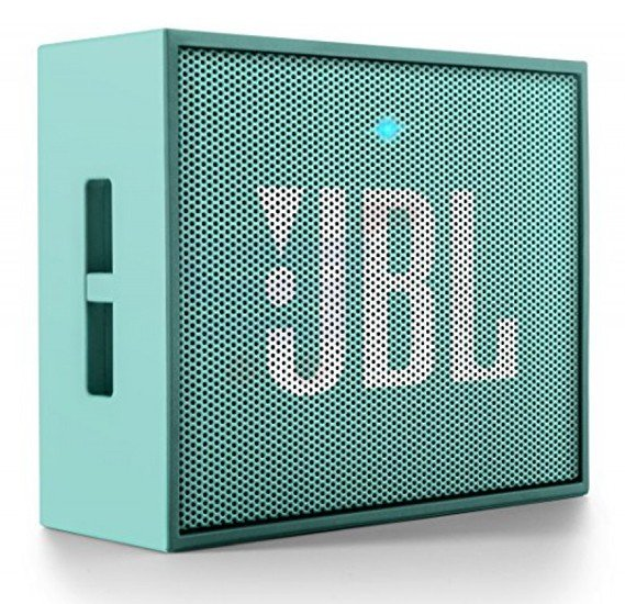 JBL GO Portable Wireless Bluetooth Speaker- Teal