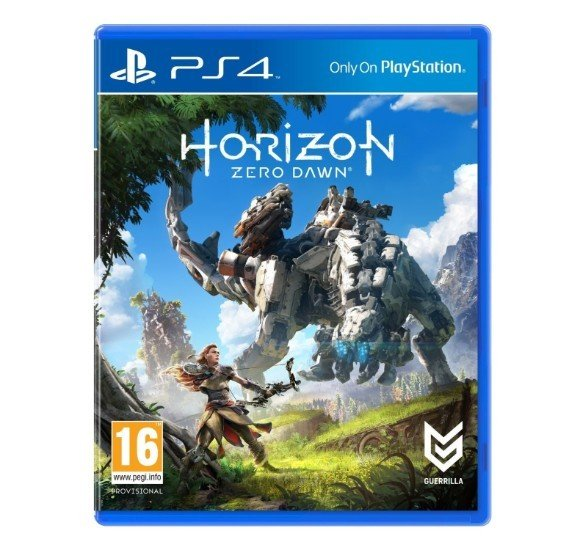 Sony Horizon Zero Dawn For PS4