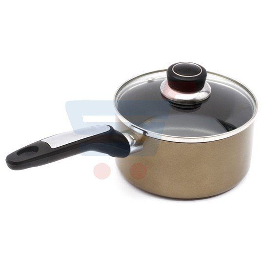 Royalford Sauce Pan With Lid 20CM - RF2962