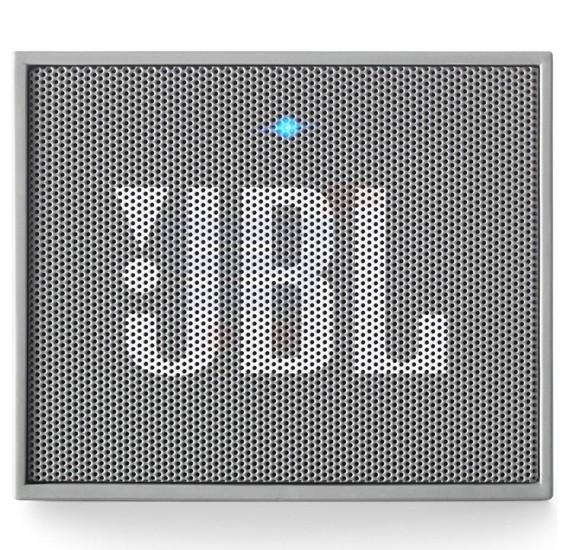 JBL GO Portable Wireless Bluetooth Speaker- Grey