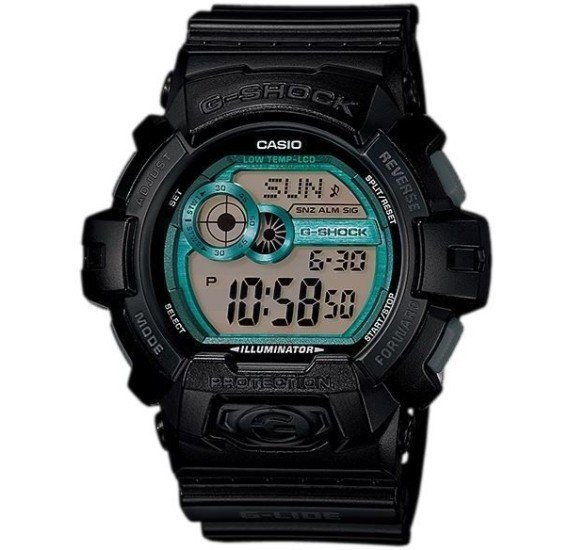 Casio G-Shock Resin Band Watch For Men - GLS-8900-1D