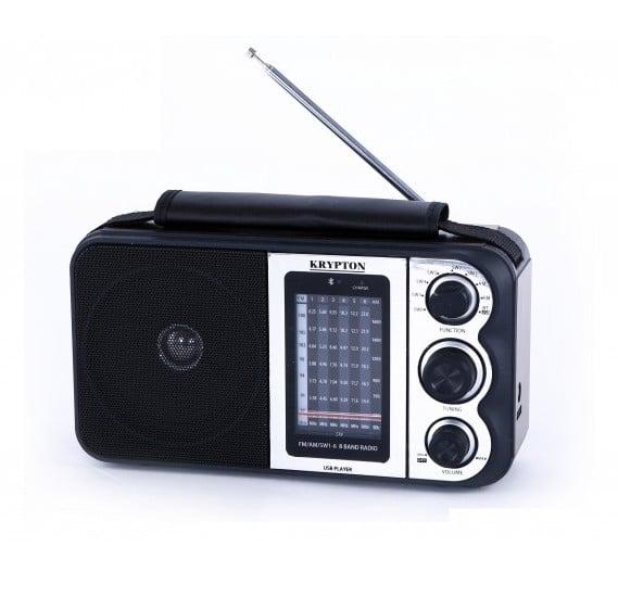 Krypton Rechargeable Radio KNR5096