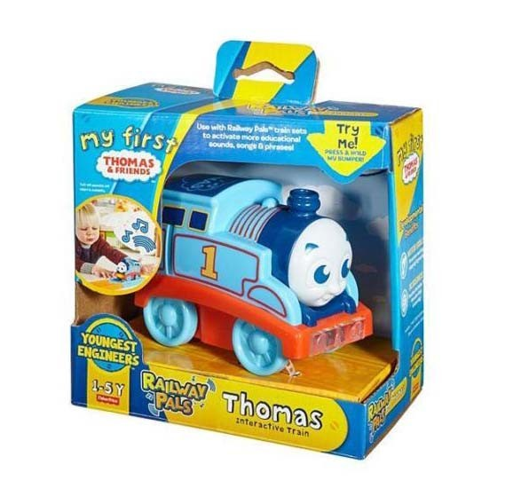 fp thms & frnds - my first thomas & friends single engine lights & sound FKC40