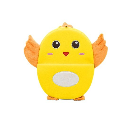 Nohoo Jungle Backpack-2in1 Hawk Tweety NH_NHB126M_TW Yellow (29*24*9.5)