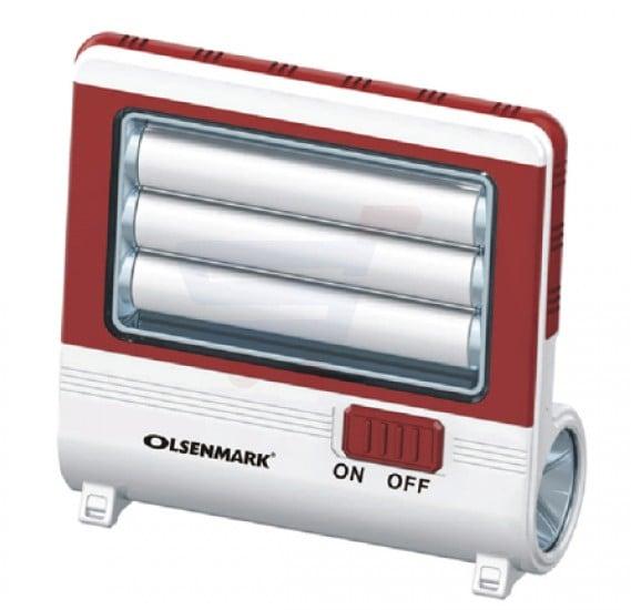 Olsenmark Rechargeable LED Emergency Lamp - OME2729