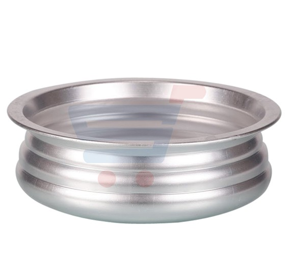 RoyalFord 25CM Aluminium Anodized Uruli With Lid, RF8422
