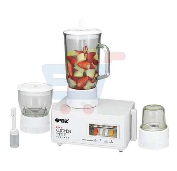 ORBIT 4 IN 1 JUICER,BLENDER,MILL,MINCER -JMG-01A KITCHEN MATE