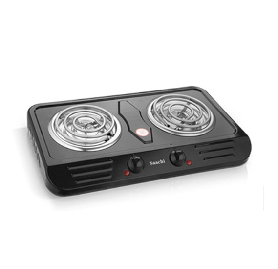 Saachi Double Hot Plate