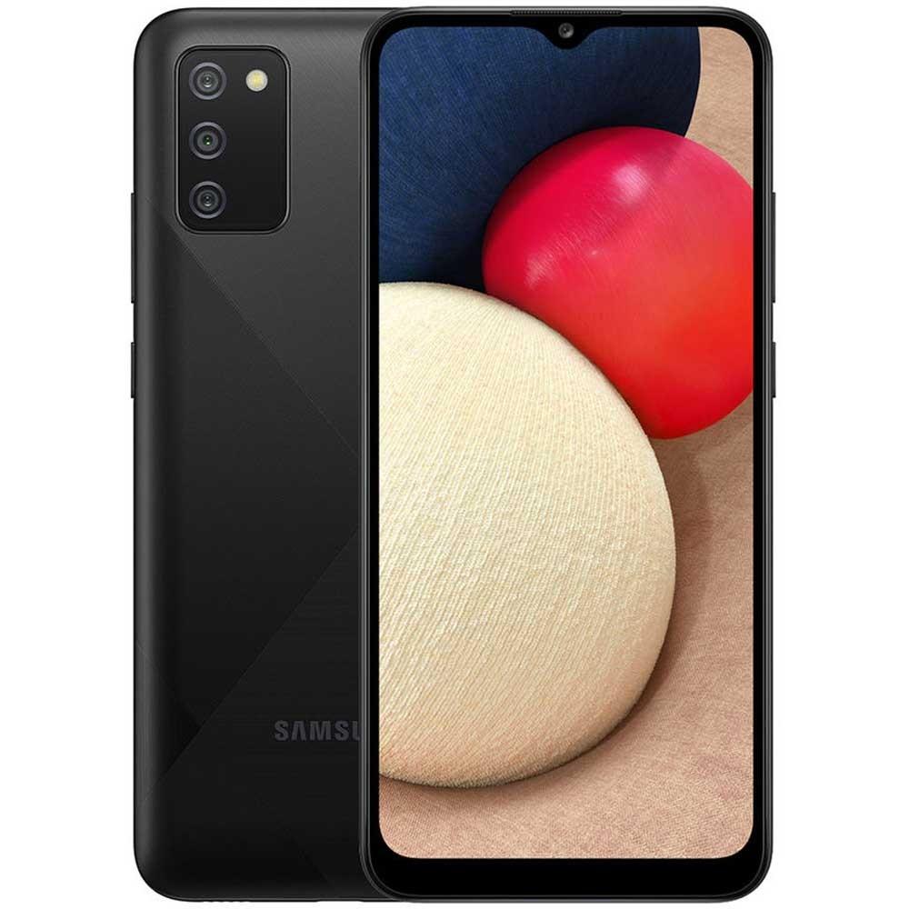 Samsung Galaxy A02s Dual SIM, 4GB RAM 64GB Storage 4G LTE, Black
