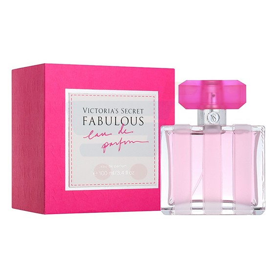 Victorias Secret Fabulous Pink Edp 100ml For Women